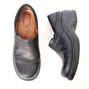 Ariat Santa Cruz Black Leather Clog Style 93905